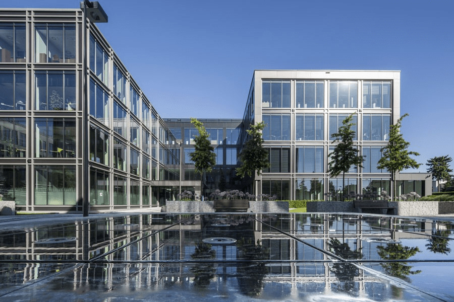 Biocodex Polska - zdjęcie budynku siedziby
