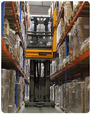 Zdjęcie centrum logistycznego Beauvais firmy Biocodex